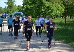 Grand Prix TĘŻNIE RUN w Biegach i Nordic Walking 2/7
