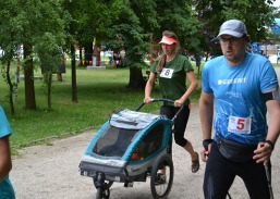 Grand Prix TĘŻNIE RUN w Biegach i Nordic Walking bieg 4